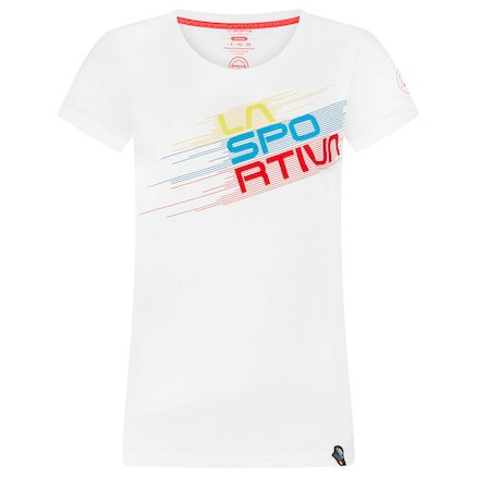Stripe Evo T-Shirt W