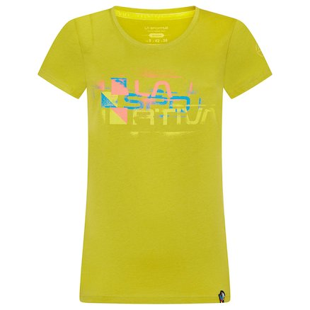Sports T-Shirts Womens - WOMAN - Square Evo T-Shirt W - Image