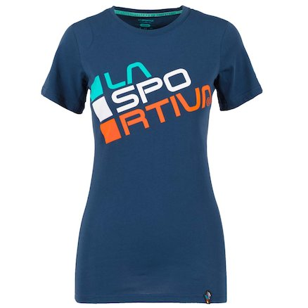 Sportshirts für Damen: Outdoor T-Shirts und Tops - DAMEN - Square T-Shirt W - Bild