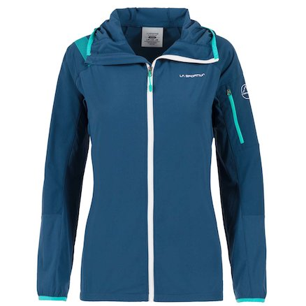 Womens Outdoor Clothing & Apparel - WOMAN - TX Light JKT W - Image