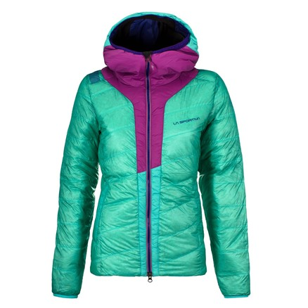 Frequency Down Jacket W