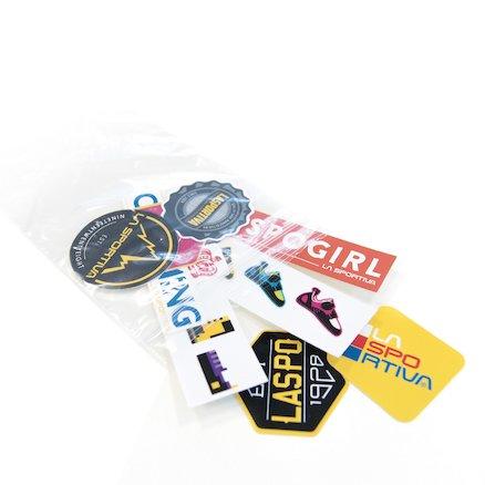 Helmets & Hardgood Accessories - UNISEX - Sticker Pack - Image