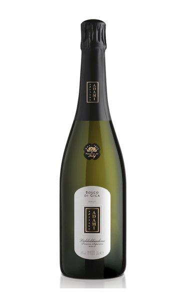 Prosecco Valdobbiadene Superiore DOCG Bosco di Gica by Adami (Italian Sparkling Wine)