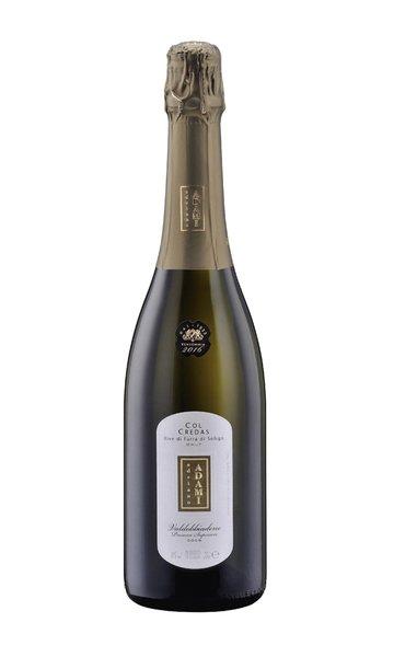 Prosecco Valdobbiadene Superiore DOCG Col Credas by Adami (Italian Sparkling Wine)