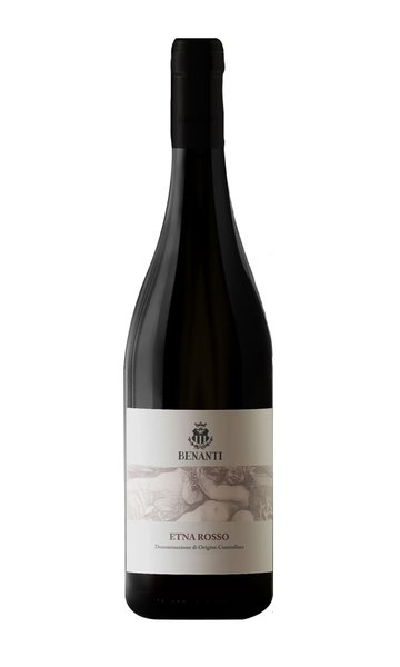 Etna Rosso DOC by Benanti (Italian Red Wine)