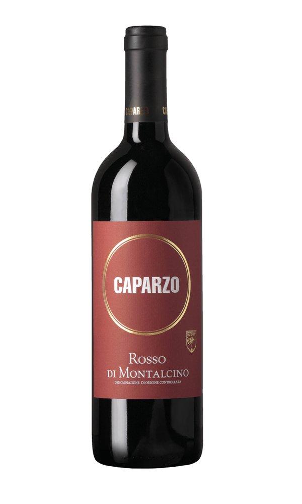 Libiamo - Rosso di Montalcino by Caparzo (Italian Red Wine) - Libiamo