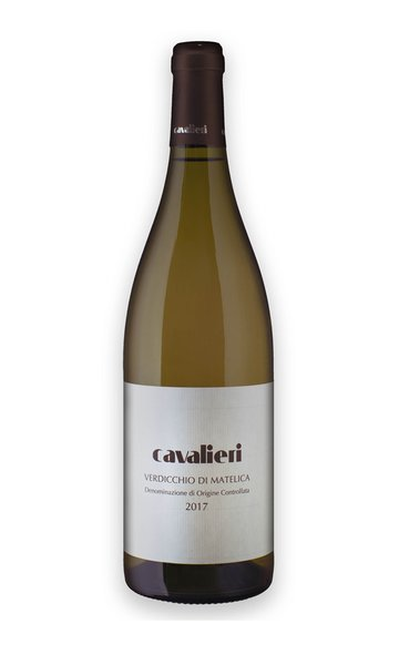 Verdicchio di Matelica by Cantina Cavalieri (Case of 3 - Italian Organic White Wine)