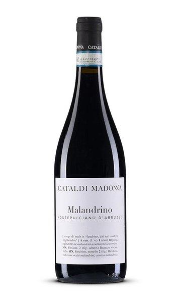 Montepulciano d'Abruzzo 'Malandrino' by Cataldi Madonna (Italian Red Wine)