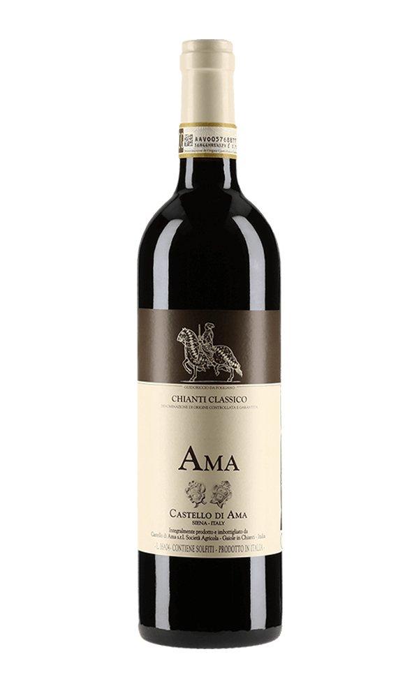 Libiamo - Chianti Classico Ama 2019 by Castello di Ama (Italian Red Wine) - Libiamo