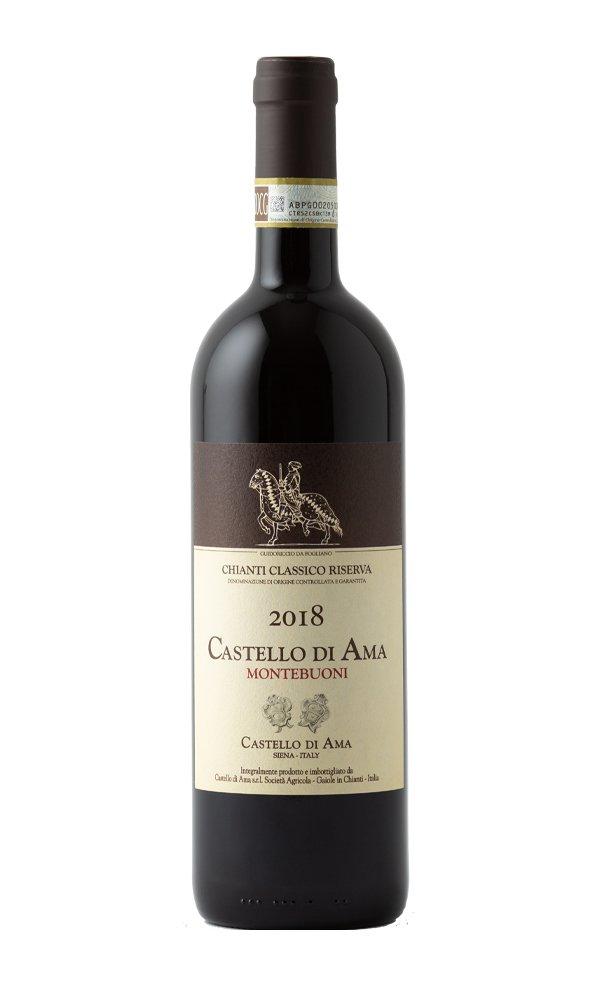 """Libiamo - Chianti Classico Riserva """"Montebuoni"""" 2018 by Castello di Ama (Italian Red Wine) - Libiamo"""