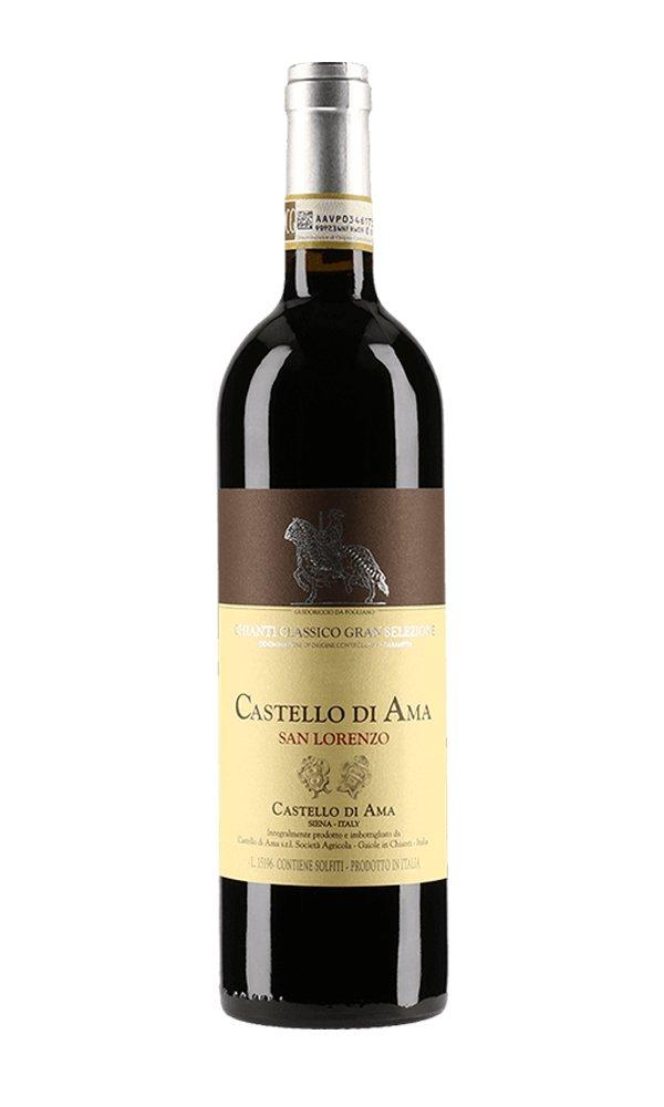 """Libiamo - Chianti Classico Gran Selezione """"San Lorenzo"""" 2016 by Castello di Ama (Italian Red Wine) - Libiamo"""