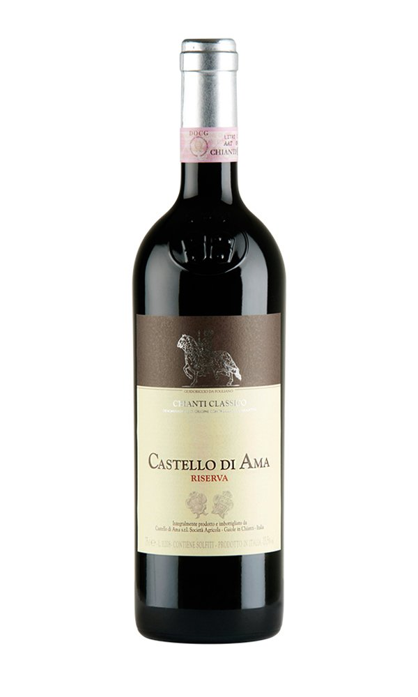 Libiamo - Chianti Classico Riserva 2008 by Castello di Ama (Italian Red Wine) - Libiamo