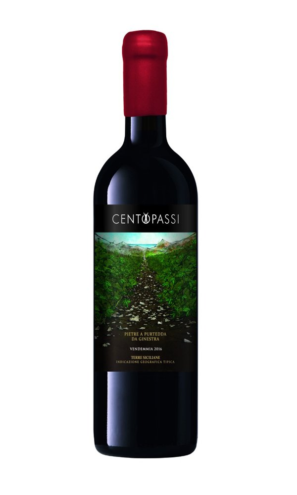 Libiamo - Nerello Mascalese-Nocera 'Pietre a Purtedda da Ginestra' by Centopassi (Italian Red Wine – Organic) - Libiamo