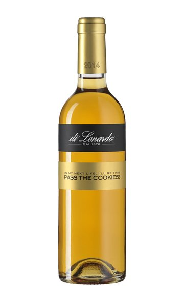 "Verduzzo Passito ""Pass the Cookies"" by Di Lenardo(Italian  Sweet White  Wine)"