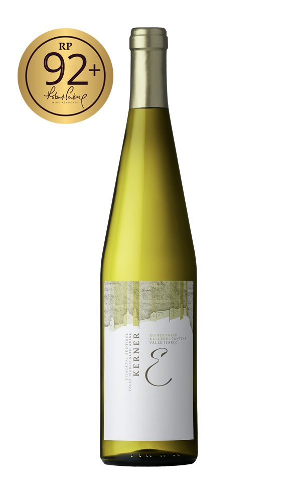 Kerner 2019 by Cantina Valle Isarco (Case of 6 – Italian White  Wine)