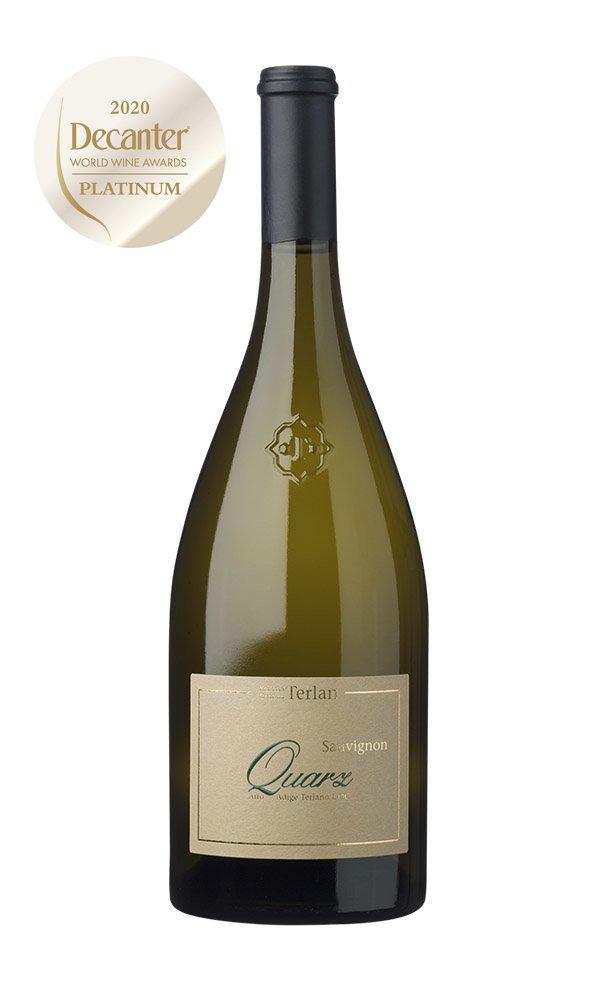 Sauvignon Quarz 2018 by Cantina Terlano (Case of 6 – Italian White Wine)