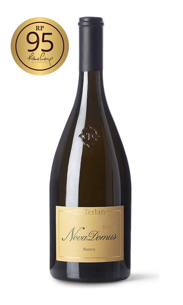 Nova Domus Terlaner 2017 by Cantina Terlano (Case of 6 – Italian White  Wine)