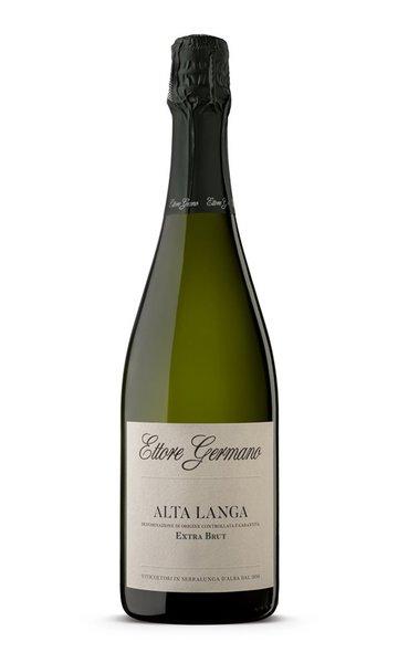 Alta Langa Extra Brut Metodo Classico by Ettore Germano (Italian Sparkling Wine)