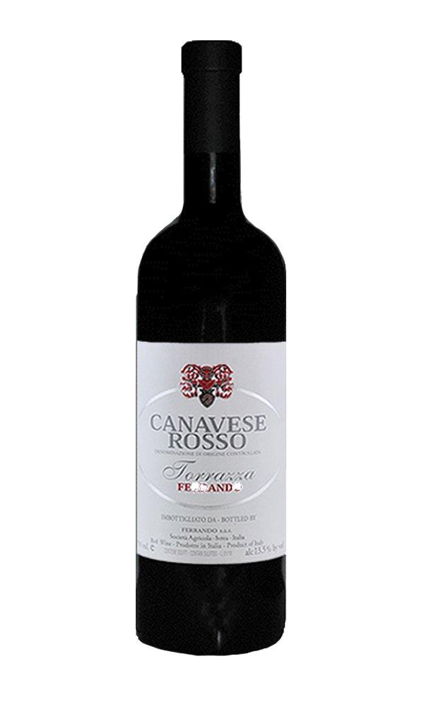 Libiamo - Canavese Rosso DOC 'La Torrazza' by Ferrando (Italian Red Wine) - Libiamo