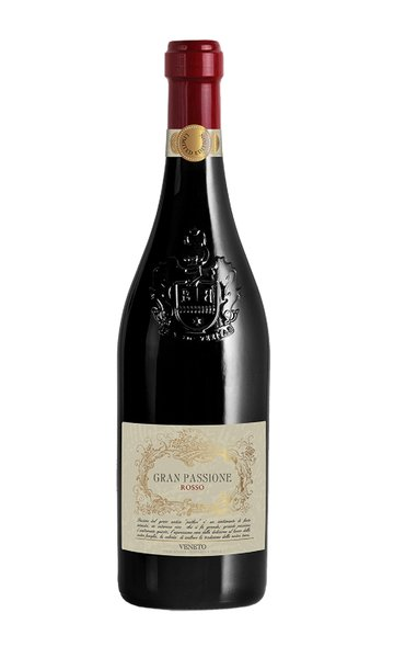 Gran Passione Veneto Rosso IGT by Botter (Case of 6 - Italian Red Wine)