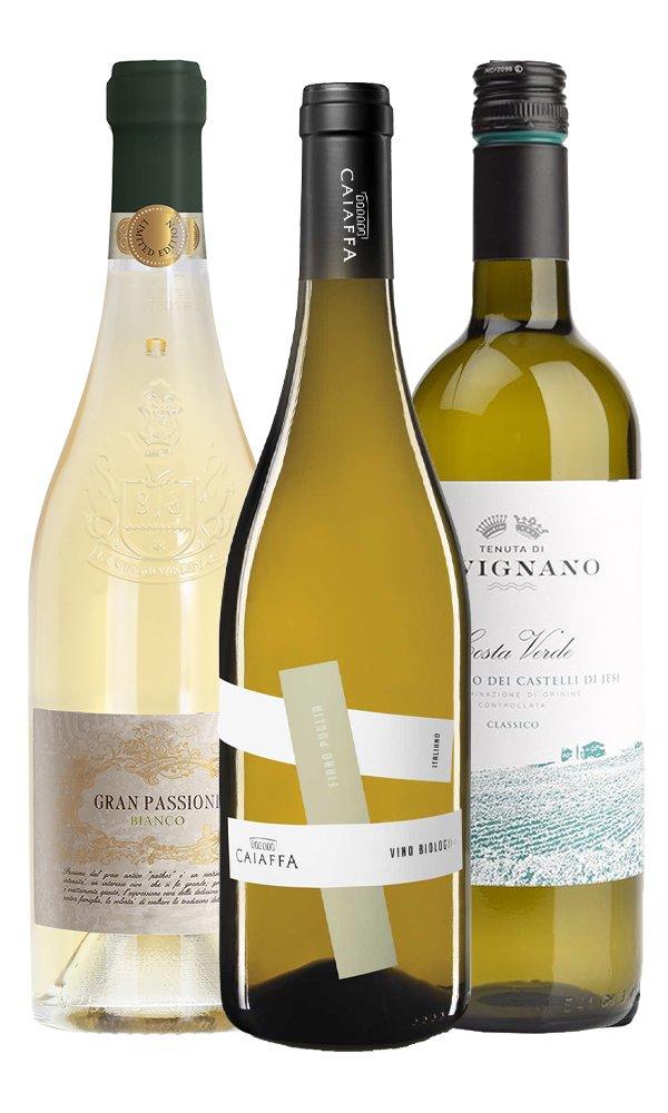 AUGUST LIVE TASTING - East Coast White Wines Tasting 25/08/2021 – Ticket for 2