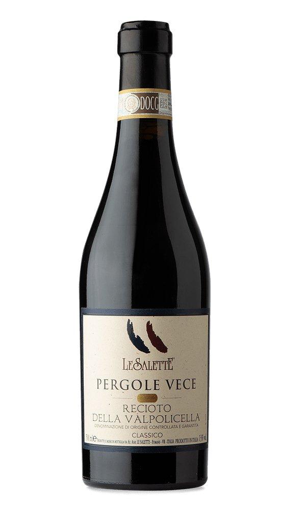 Libiamo - Recioto della Valpolicella Classico Le Pergole Vece by Le Salette (Italian Sweet Wine) - Libiamo