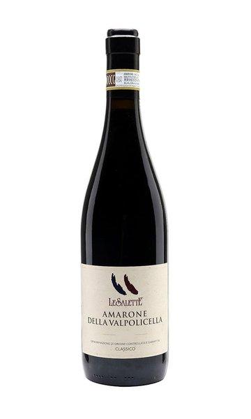 Amarone Della Valpolicella Classico by Le Salette (Italian Red Wine)