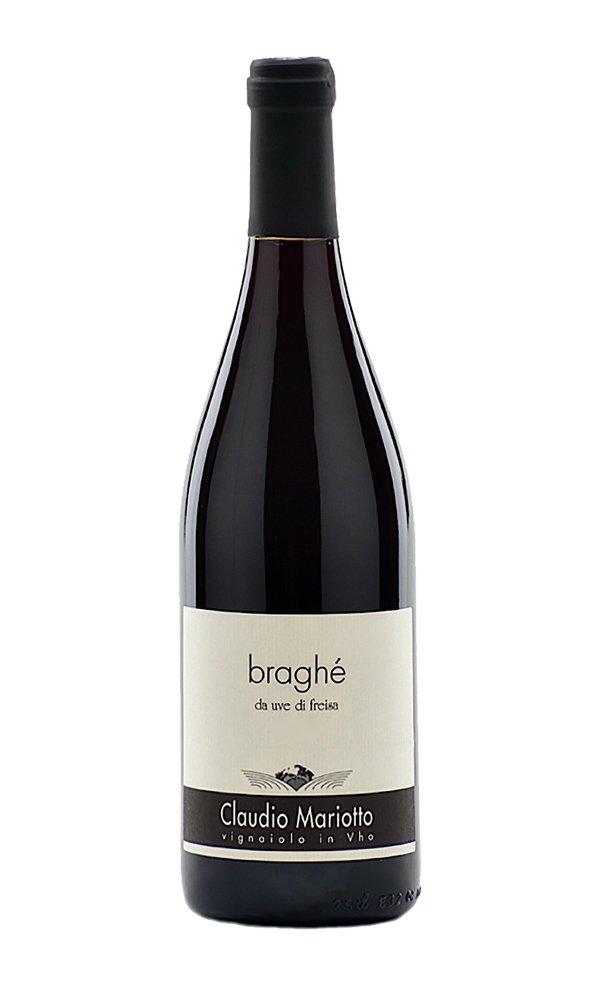 """Libiamo - Freisa """"Braghe"""" by Claudio Mariotto (Case of 3 – Italian Red Wine) - Libiamo"""