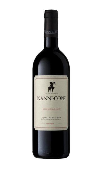Sabbie di Sopra il Bosco Terre del Volturno by Nanni Copé (Italian Red  Wine)