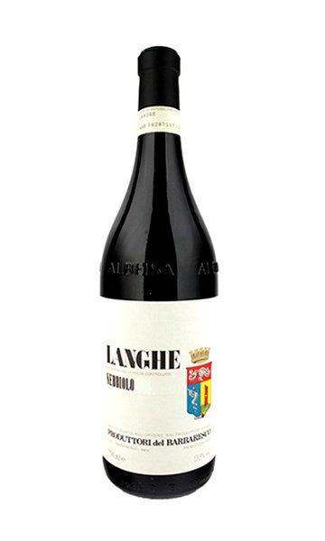 Langhe Nebbiolo by Produttori del Barbaresco (Italian Red Wine)