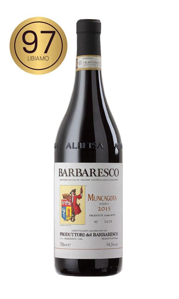 """Libiamo - Barbaresco Riserva """"Muncagota"""" 2015 by Produttori del Barbaresco - Libiamo"""