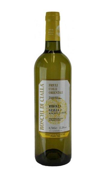 Ribolla Gialla by Ronchi di Cialla (Italian White Wine – Organic)