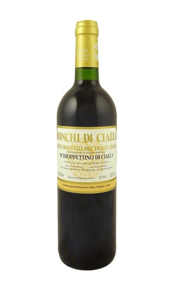 Schioppettino by Ronchi di Cialla (Italian Red Wine - Organic)