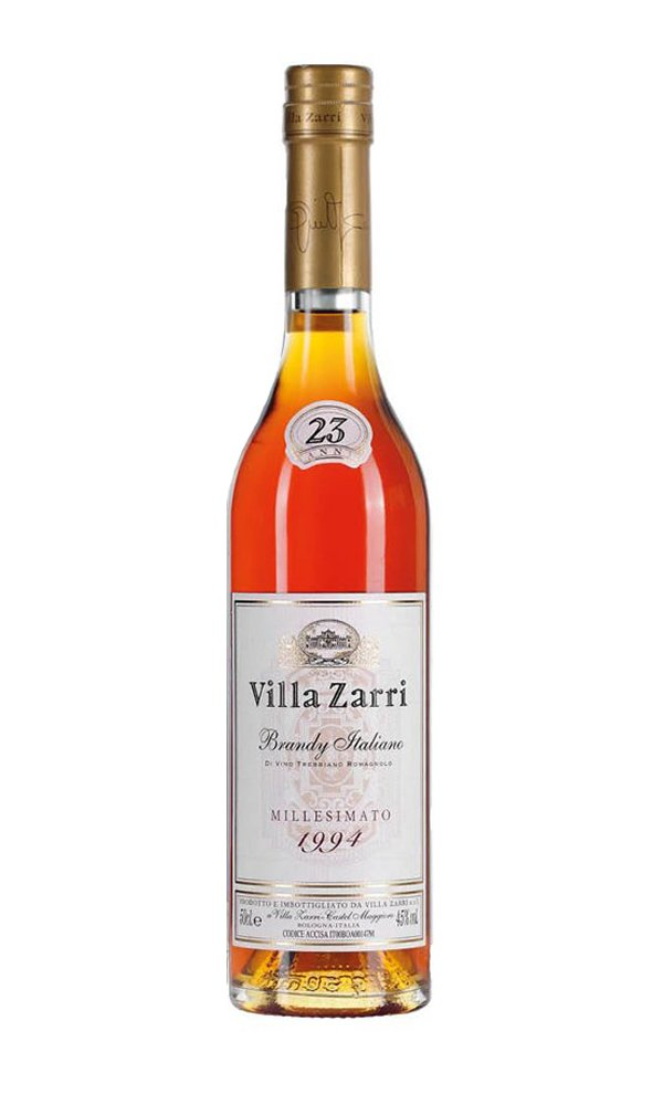 Libiamo - Brandy 23-years 1994 by Villa Zarri (Italian Brandy) - Libiamo