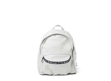 Amal<br>Zainetto logo 3D bianco