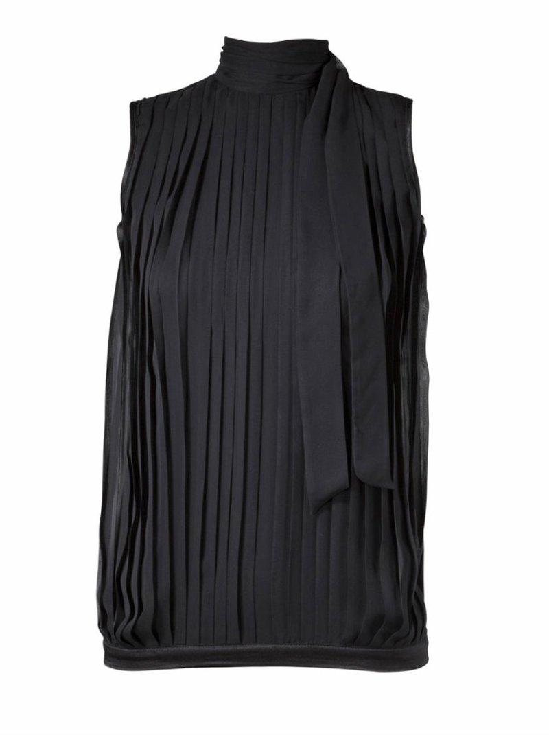 Camisa sin mangas mujer