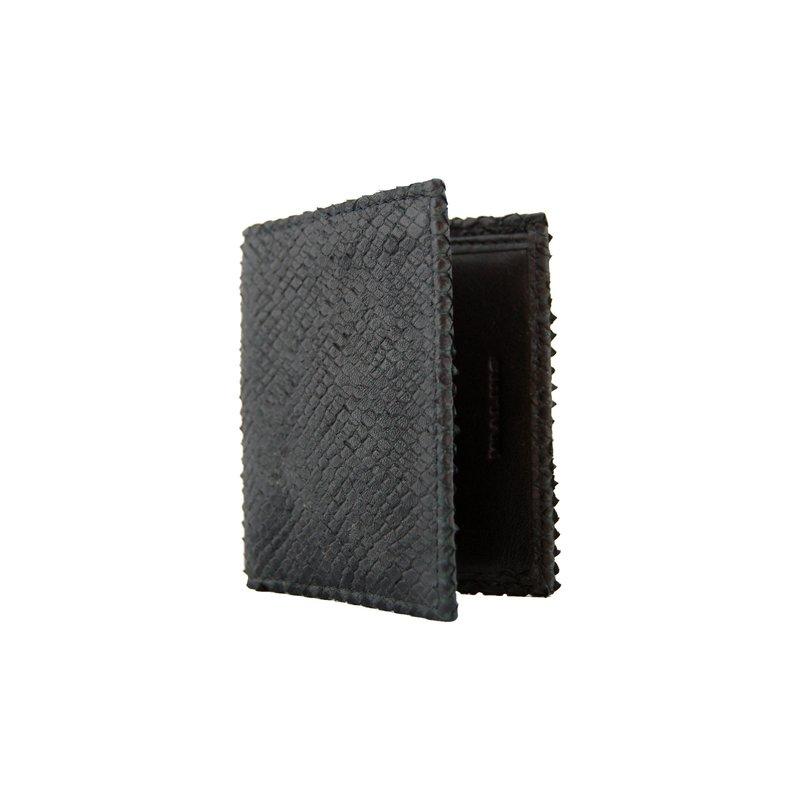 Portafoglio quadrato in sepinak