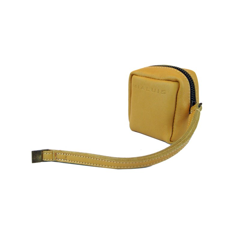 Portasogni Cube in leather