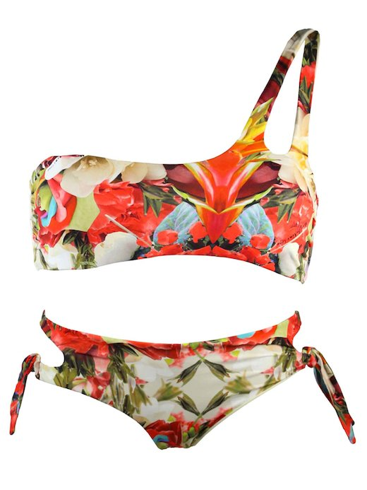 Shouldered Bandeau - Frida Bianco
