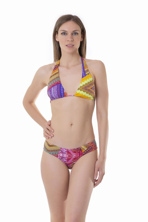 TRANSFORMER TRIANGLE BIKINI COULOTTE