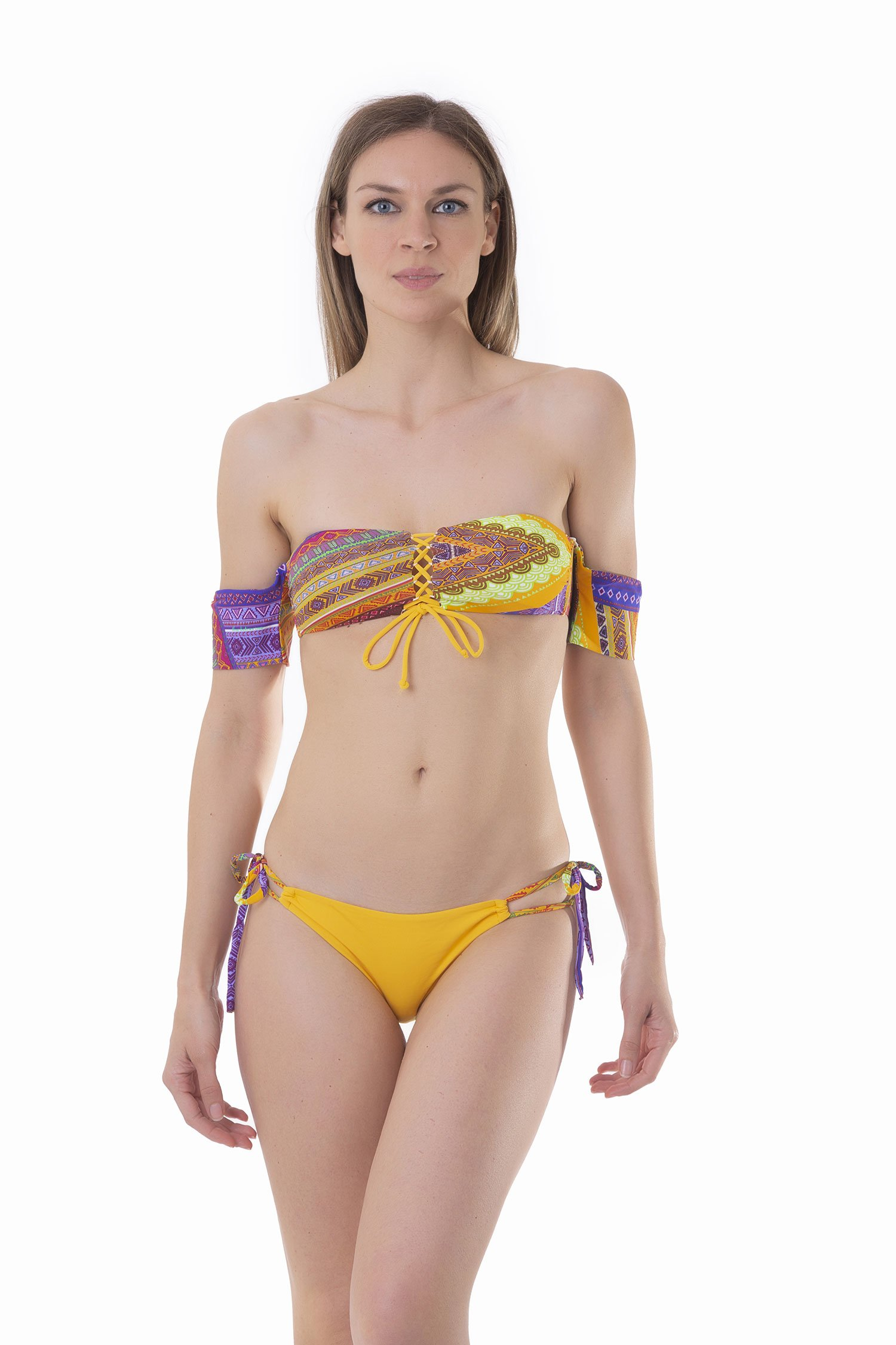 BAND HANDLE BIKINI - Etar+Migi