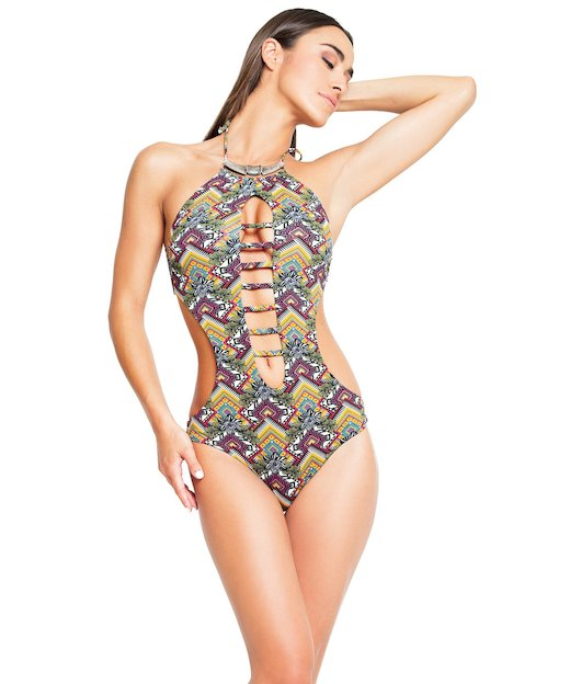 SCUDI NECKLACE ONE PIECE 2703