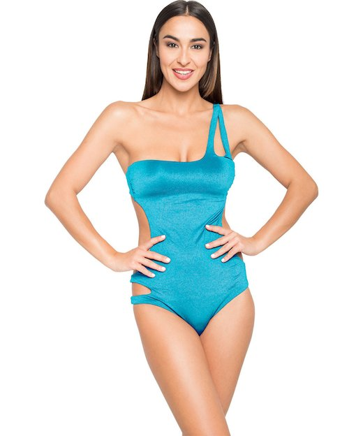 SHOULDER ONE PIECE 2710