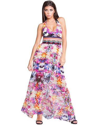 Chiffon Frida dress