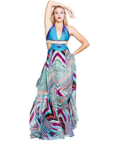 Trimmings Dress
