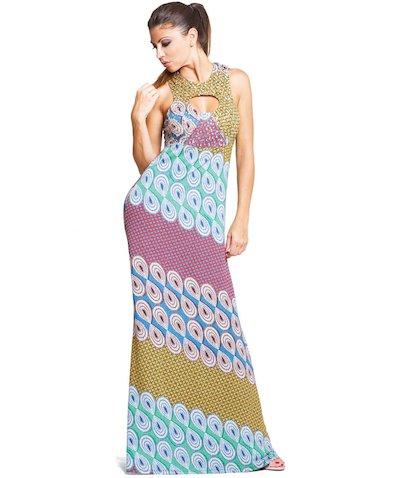 Studs Dress