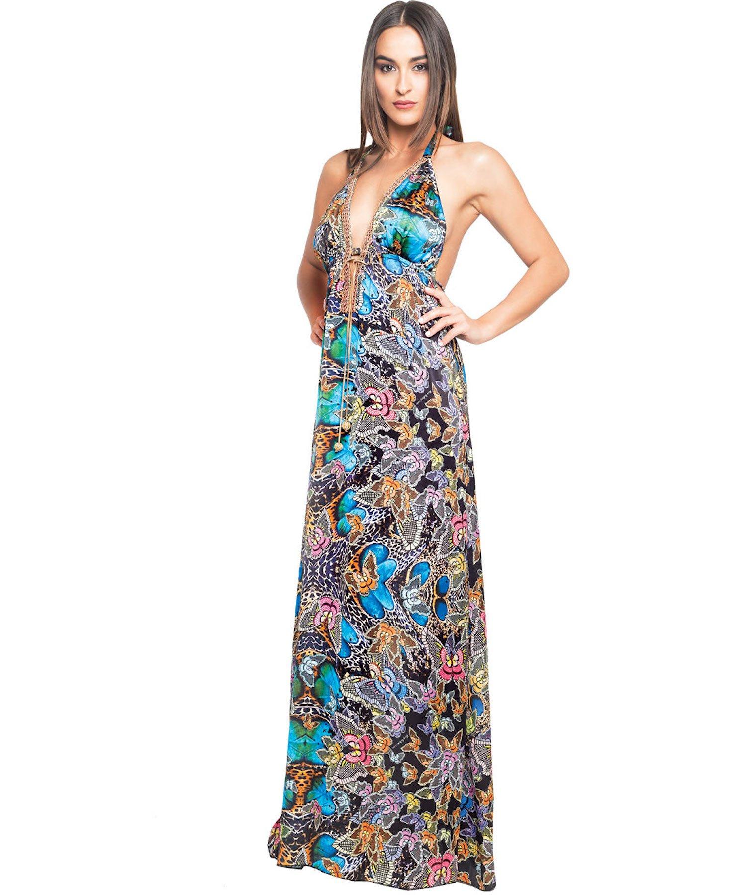 SAVANA AMERICAN DRESS 3734 - Savana Blu