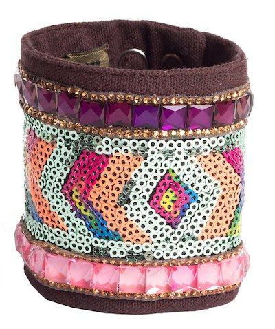 Sequins Bracelet - Mixe