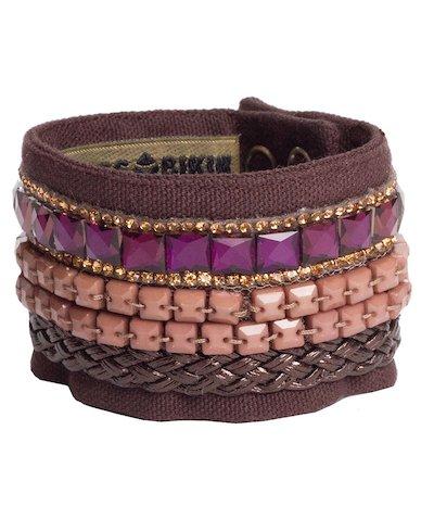 Stone Braid Bracelet