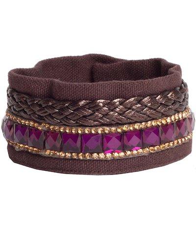 Violet stone Bracelet